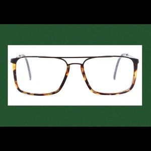 Gucci Glasses Square Metal Frame GG 1307 + Case